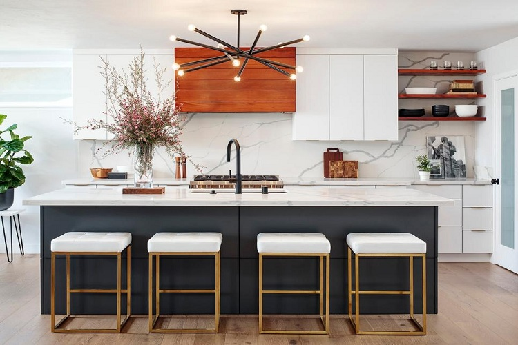 5 Stunning Kitchen Island Ideas